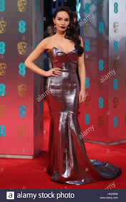 Ava West attending the 2017 EE British Academy of Film and Television Stock  Photo - Alamy