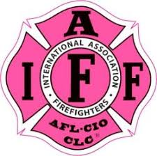Iaff Decals Officially Licensed Firefighter Stickers
