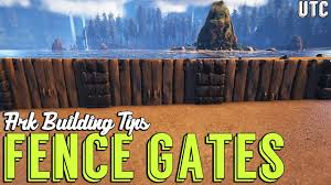How To Make Garden Gates S Ark Building Tip 4 S Ceiling And Double Door Building Trick Youtube