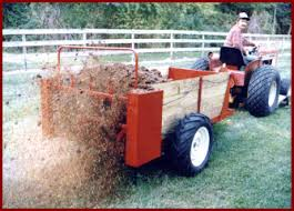 manure spreaders mini and pact