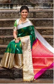 bridal silk sarees vivaha bridal pure