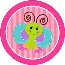 Mariposa Imprimir Sobres Cliparts Gratuitos