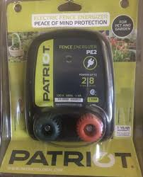 Patriot Tru Test Pet And Garden Complete Electric Fence Kit 820963 For Sale Online Ebay