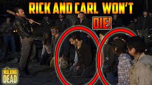 carl the walking dead season 6 finale