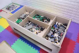 Bàn đựng đồ chơi Lego - DC02