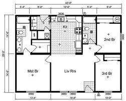simple small house floor plans simple