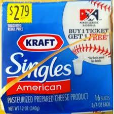 kraft singles cheese miniseries part