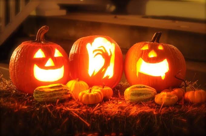 """Hasil gambar untuk labu halloween"""""""