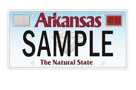 New Motor Vehicle Expiration Decals For Arkansas
