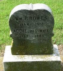 "Ade Bel ""Addie"" Hill Howes (1868-1945) - Find A Grave Memorial"