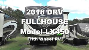 full house lx450 toyhauler fifth wheel