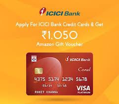 get icici bank credit card amazon