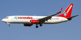 Corendon Dutch Airlines: Reviews, Schedule and Tickets Booking