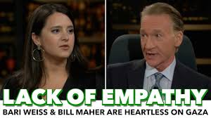 Bari Weiss And Bill Maher Blame ...