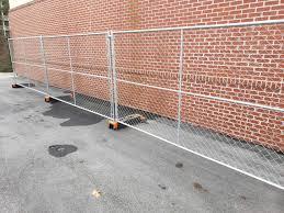 Temporary Fencing Rentals Tap Barricade Rentals Rent A Fence
