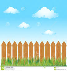 Cartoon Picket Fence Stock Illustrations 887 Cartoon Picket Fence Stock Illustrations Vectors Clipart Dreamstime