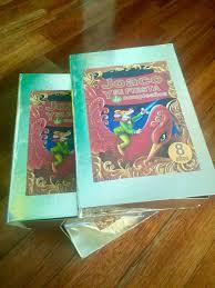 Invitacion En Forma De Libro Gran Libro Del Reino De La Fantasia Libros Grandes Invitaciones Libros