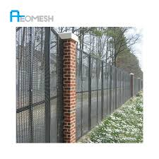 Jail Prison Hot Fence Design Prison Security Fence No Dig Fence Prison F No Climb Fence Panels No Dig Fence Prison Fences Buy Nodig Fence Pvc 358 Fencing Pvc Security Fencing Product On Alibaba Com