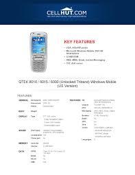 QTEK 8010 / 8015 / 8300 (Unlocked ...