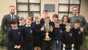 Athenry Community Games - Philip Lavelle (Athenry Credit Union) presented  the Athenry Credit Union Cup for the Best School at the Athenry Community  Games & Parish Sports to Athenry Boys National School