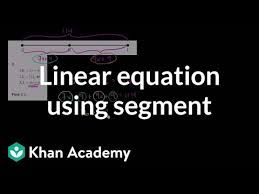 equation practice with segment addition