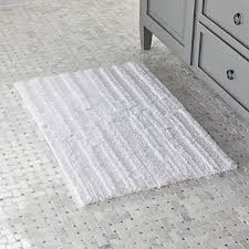bathroom rugs and bath mats crate and