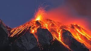 daftar gunung berapi yang meletus selama dasawarsa terakhir di