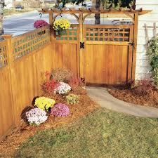 how to renew wooden fences the family