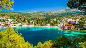island kefalonia in greece beautiful