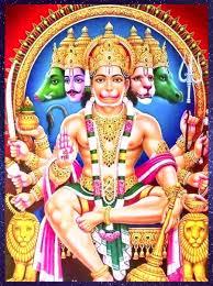 full hd panchmukhi hanuman hd