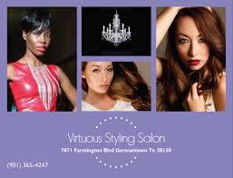 beauty salon hair styling germantown