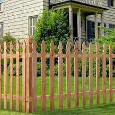 Unbranded 1 In X 4 In X 3 1 2 Ft Cedar French Gothic Fence Picket Sp 64206 The Home Depot