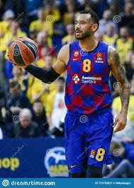 Adam Hanga Of FC Barcelona Basketball In Action Editorial Photo - Image of  lega, europe: 174765021