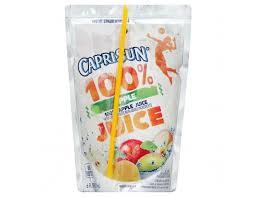 capri sun apple splash juice 6 ounce