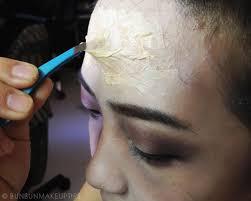 tutorial zombie nurse makeup