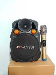 Loa Kẹo Kéo Karaoke Mini - SanSui SS3-06 [ Có video test loa ] - SS3-06