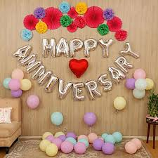 anniversary decoration ideas