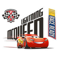 Amazon Com Disney Cars 3 Poster Decal Giant Peel And Stick Cars Wall Decal Poster Room Decor Featuring Lightning Mcqueen 18 X 24 Cars 3 Merch For Kids Boys Girls Baby