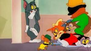 Tom and Jerry Cartoon Jerry's Cousin (57) - video dailymotion