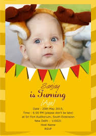 invite first birthday invitation cards