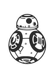 Diy Bb 8 Droid Vinyl Decal Star Wars Car Window Decal Tablet Decal Cell Phone Decal Yeda Tumbler Coffee Cup Drinkware Decal In 2020 Star Wars Diy Star Wars Silhouette Star Wars Bb8