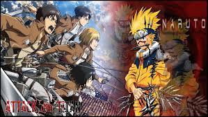 Attack on Titan vs Naruto: best japanese anime series? - netivist