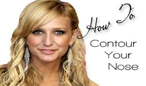 how to contour your nose everything