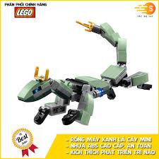 Bộ đồ chơi lắp ráp sáng tạo rồng máy Mini Lego NinjaGo 30428 ...