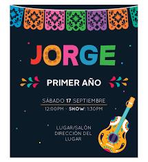 Invitacion Cumpleanos Coco Guitarra Disenos Personalizados