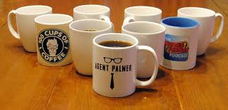 enjoy a cup and a quote quotes about coffee agent palmer