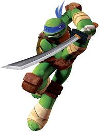 Amazon Com Viacom International Tmnt Leonardo Wall Accent Ninja Turtles Self Stick Decal Kitchen Dining