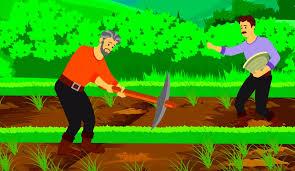 Nghe kể chuyện cổ tích - Bác nông dân nghèo khó - Truyện cổ tích MP3