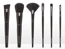 how to clean makeup brushes amway