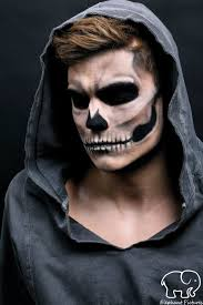 21 halloween makeup ideas for men